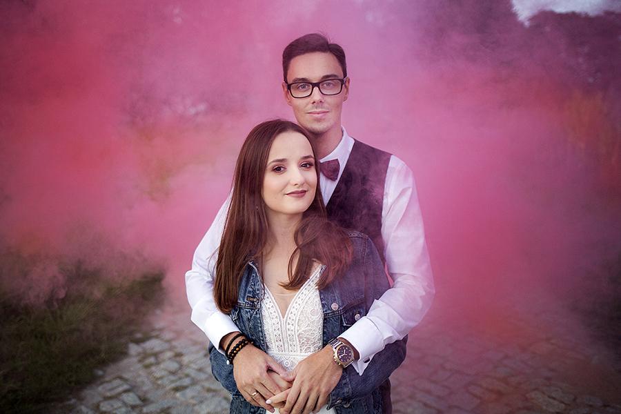 fotografia ślubna września