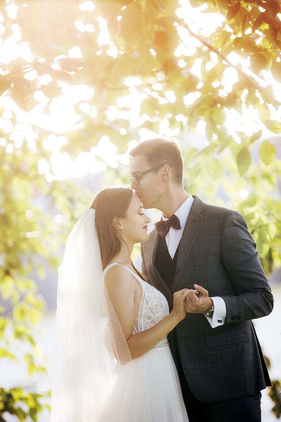 złota godzina sesja ślubna dobra truskawka