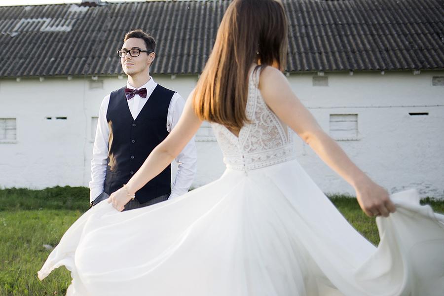 artystyczna fotografia ślubna poznań