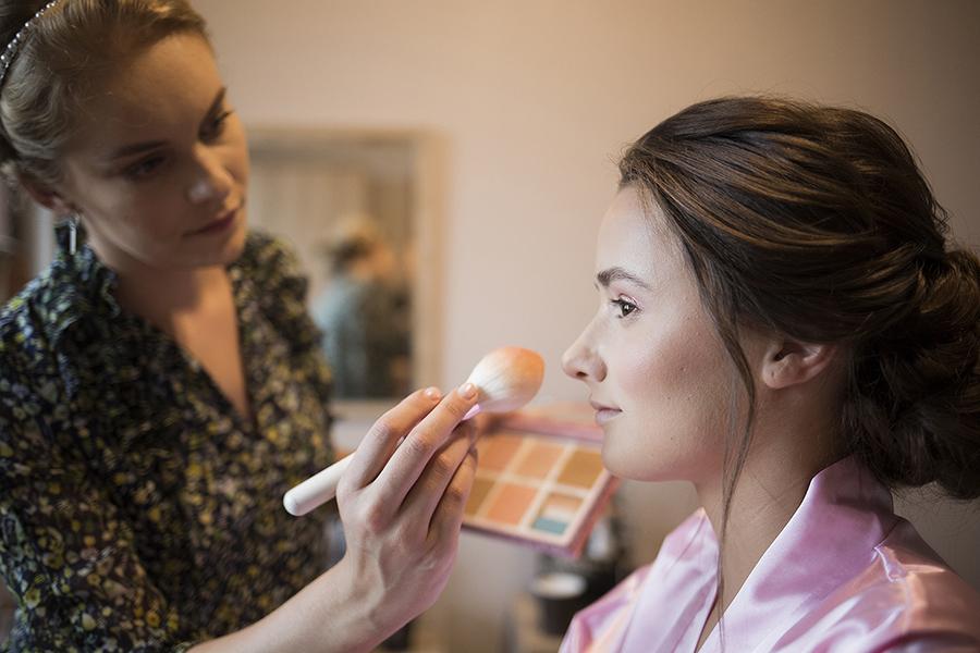 makijaż ślubny swarzędz