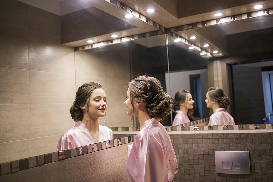 panna młoda makijaż poznań